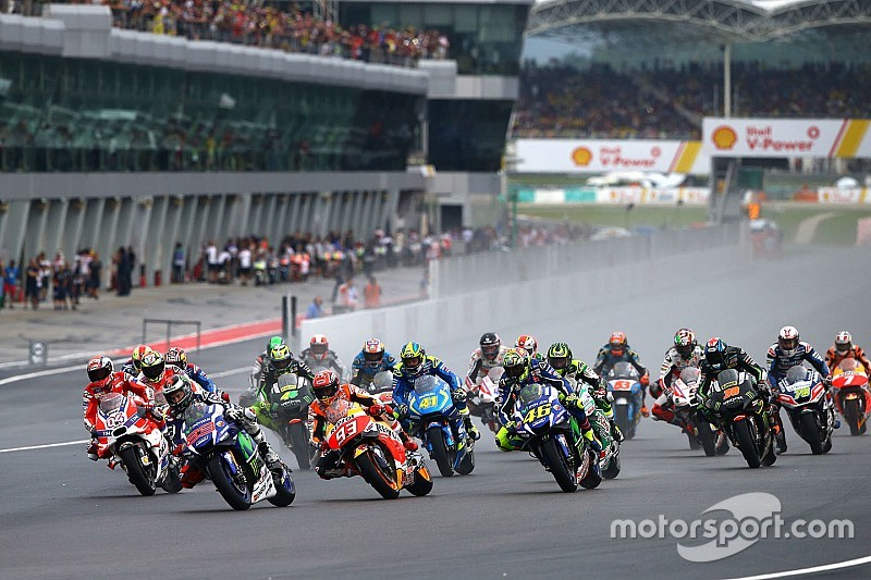 Kontrak siaran MotoGP di Australia diperpanjang