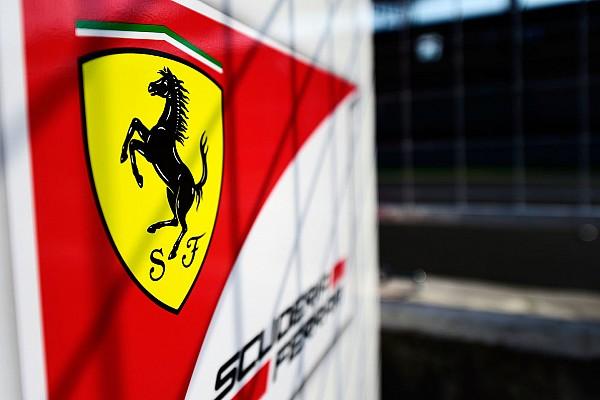 Ferrari gibt Enkel von Emerson Fittipaldi eine Testchance