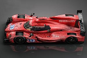 WEC News Rebellion Racing zeigt erste Bilder vom neuen LMP2-Auto