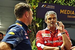 Formel 1 News Red Bull Racing unbeeindruckt von Ferrari-Vorstoß gegen Vettel-Strafe von Mexiko