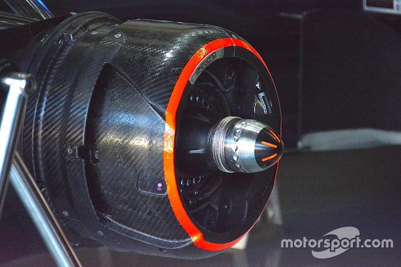 Tech update: McLaren sluit geblazen as af in Brazilië