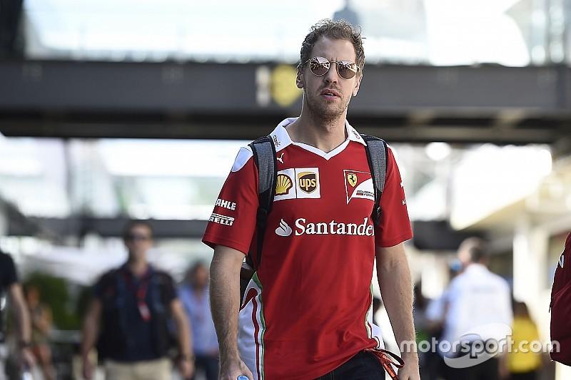 Ferrari in beroep tegen besluit FIA om zaak Vettel niet te heropenen
