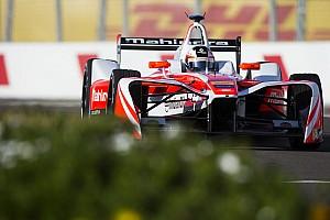Formule E Kwalificatieverslag Formule E Marrakesh: Rosenqvist op pole, Frijns negende