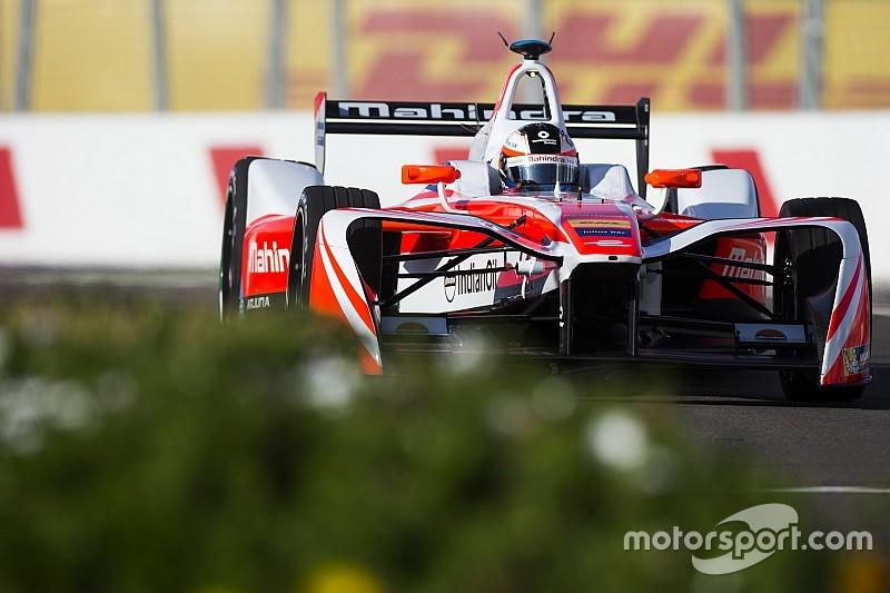 Rosenqvist se luce con la pole position en Marrakech