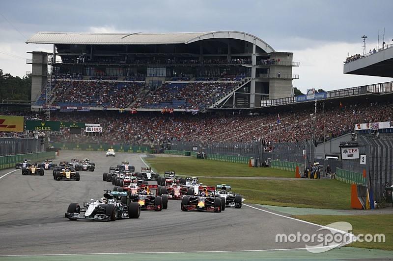 Mercedes wird den Großen Preis von Deutschland nicht retten