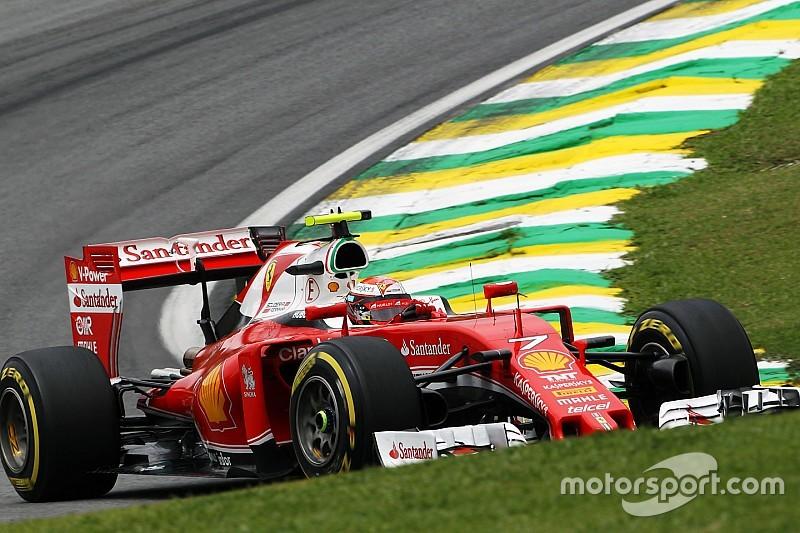 Ferrari encuentra la forma en Interlagos