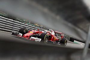 F1 Noticias de última hora Vettel no está preocupado por la recuperación de Räikkönen