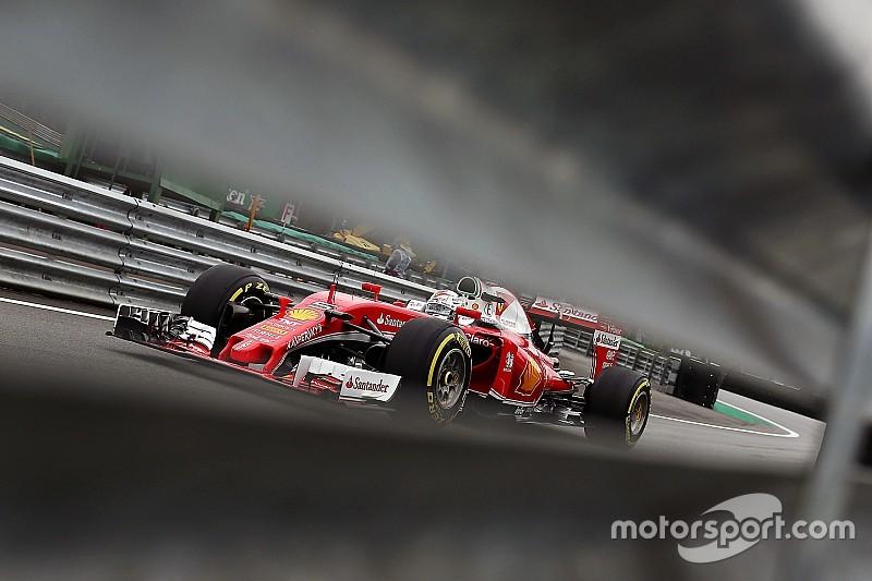 Vettel no está preocupado por la recuperación de Räikkönen