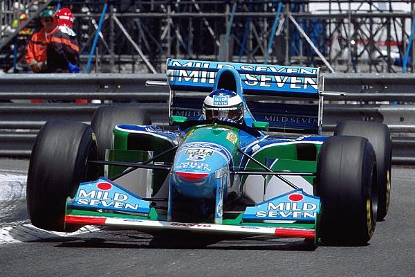 Forma-1 Ma 22 éve, hogy Schumacher először bajnok lett a Forma-1-ben