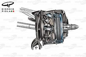 F1 Análisis Vídeo: El desarrollo de Mercedes en los frenos delanteros para 2017
