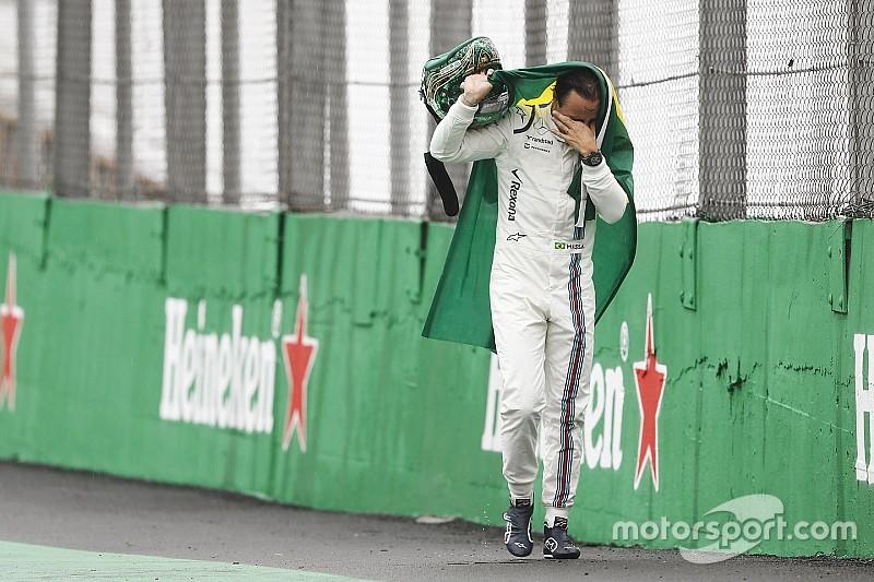 """Massa: """"Nunca esperaba un día como hoy"""""""