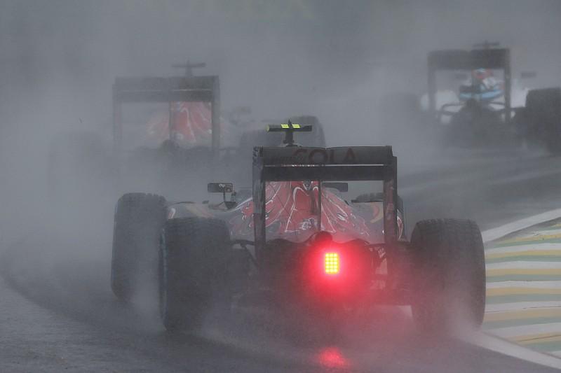 """Sainz blij met P6: """"Race was ongelooflijk gevaarlijk"""""""