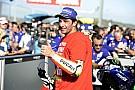 Iannone lawan rasa sakit demi finis di podium