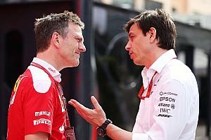 Формула 1 Новость Эллисон стал кандидатом на роль техдиректора Mercedes