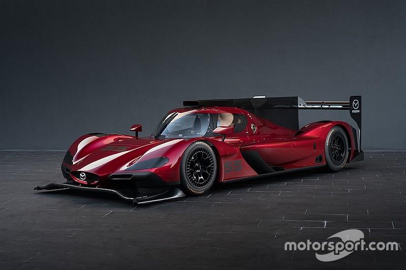 Mazda présente son nouveau prototype DPi pour 2017