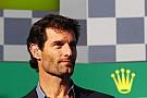 La emotiva carta de Webber al Webber de hace 15 años ante su retirada