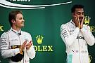 Em desvantagem, Hamilton admite estar em