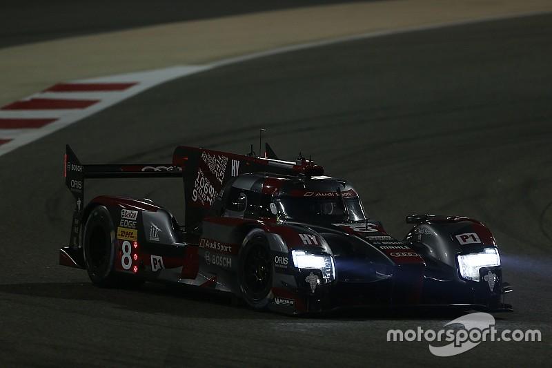 Audi выиграла последнюю квалификацию перед уходом из WEC