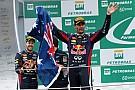 В Red Bull вспомнили карьеру Уэббера в Формуле 1