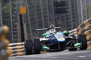 F3 Rennbericht Formel 3 in Macau: Antonio Felix da Costa schafft Comeback-Sieg