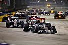 إكليستون: سنغافورة تريد الخروج من بطولة العالم لسباقات الفورمولا واحد