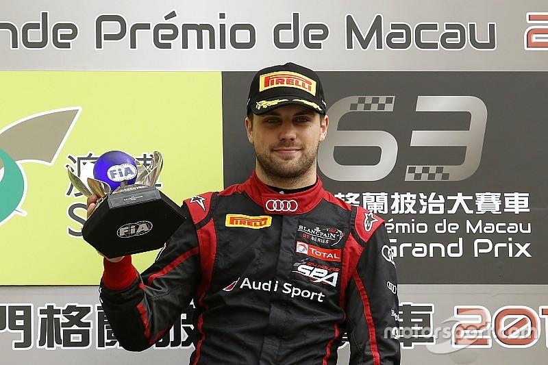 Macau-GT-Champion Laurens Vanthoor: