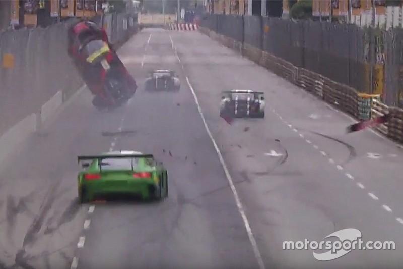Вантор почувається незручно через перемогу після аварії