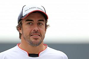 24 heures du Mans Actualités Alonso poursuit son flirt avec Le Mans