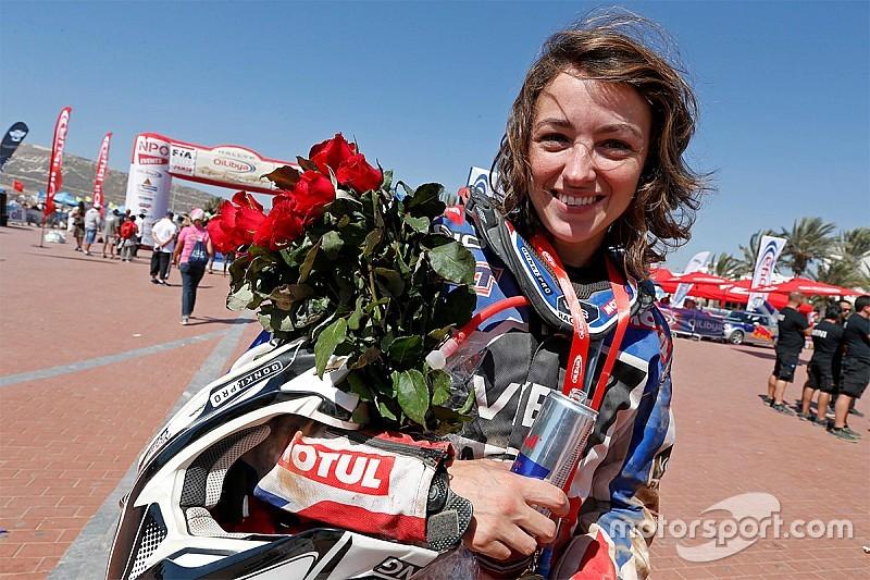 Российскую мотогонщицу отстранили от соревнований из-за допинга