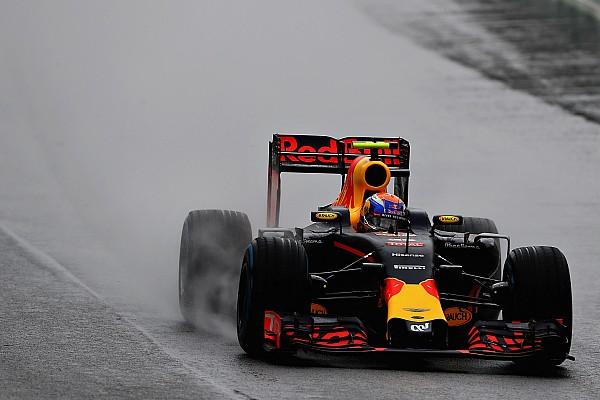 Formula 1 Verstappen: ATV deneyimim Brezilya'da yardımcı oldu