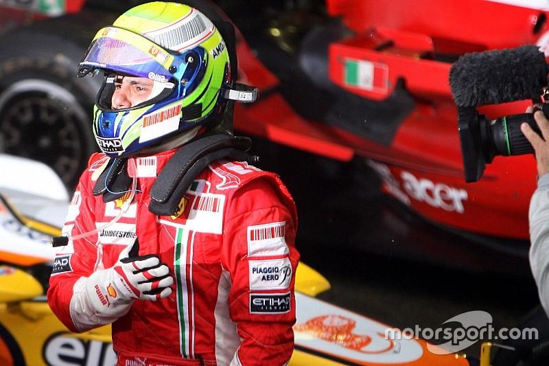 Ferrari попрощалась с Массой