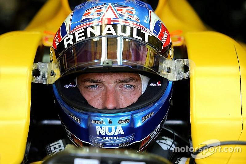 Renault: Palmer bleibt in der F1, wenn er mit Hülkenberg mithalten kann