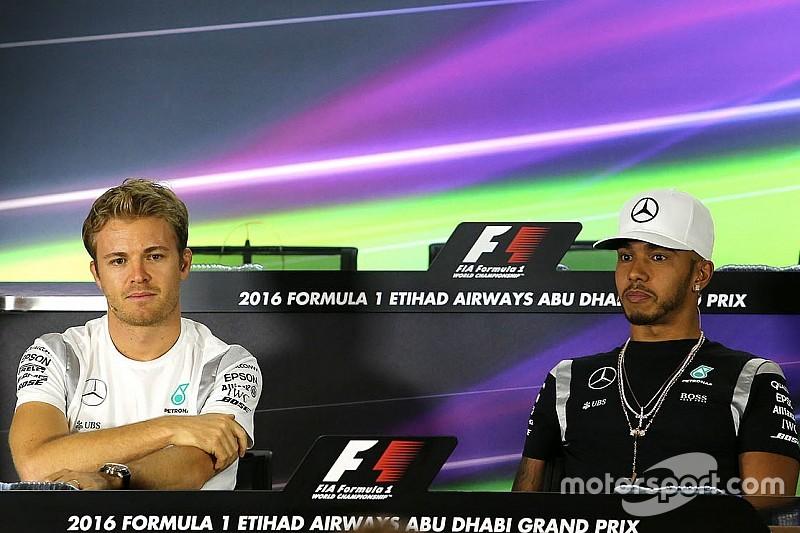 """Lewis Hamilton: Nico Rosberg aufzuhalten wäre """"weder einfach noch schlau"""""""