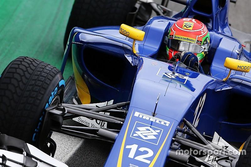 【F1アブダビGP】ナッセ「ブラジルでのポイント獲得が将来に繋がることを願う」