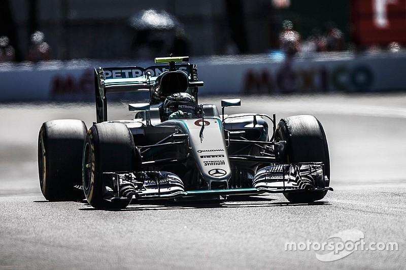 Formel 1 in Abu Dhabi: Niederlage für Nico Rosberg im 1. Training