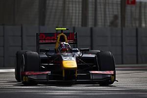 FIA F2 Отчет о квалификации Гасли выиграл поул в Абу-Даби, Сироткин и Маркелов – в тройке сильнейших