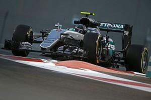 F1 Noticias de última hora Rosberg trata de mostrarse tranquilo en