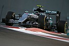 Rosberg trata de mostrarse tranquilo en