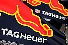 Red Bull renova parceria com TAG Heuer até fim de 2018