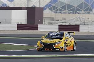 WTCC Репортаж з кваліфікації Тарквіні виграв першу гонку в Катарі
