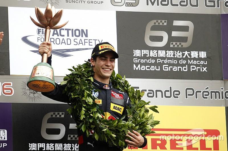 Сетте Камара проведет сезон-2017 в GP2