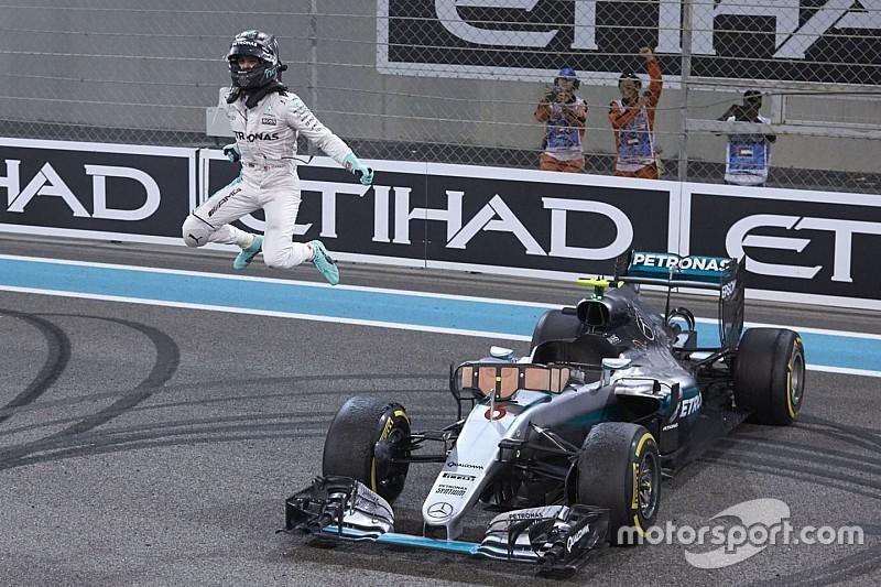 Mercedes: Росберг гідний титулу чемпіона