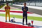 Le tableau d'honneur du GP2 2016