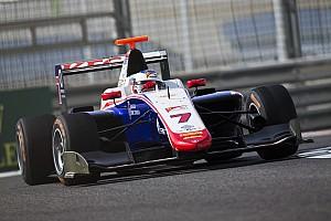 GP3 Ultime notizie Giuliano Alesi continua in GP3 con la Trident nel 2017