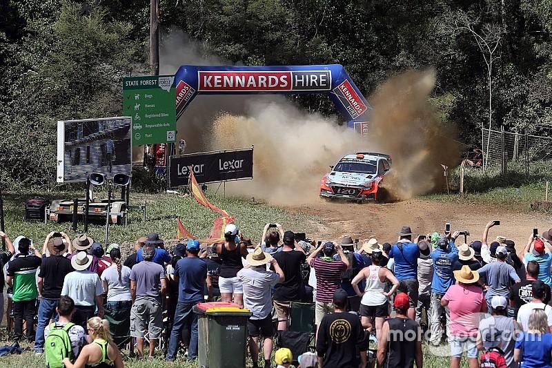 La FIA change les règles sur l'ordre de départ en WRC