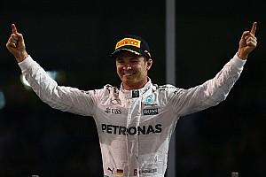 Campeão de 2016, Rosberg anuncia aposentadoria da F1