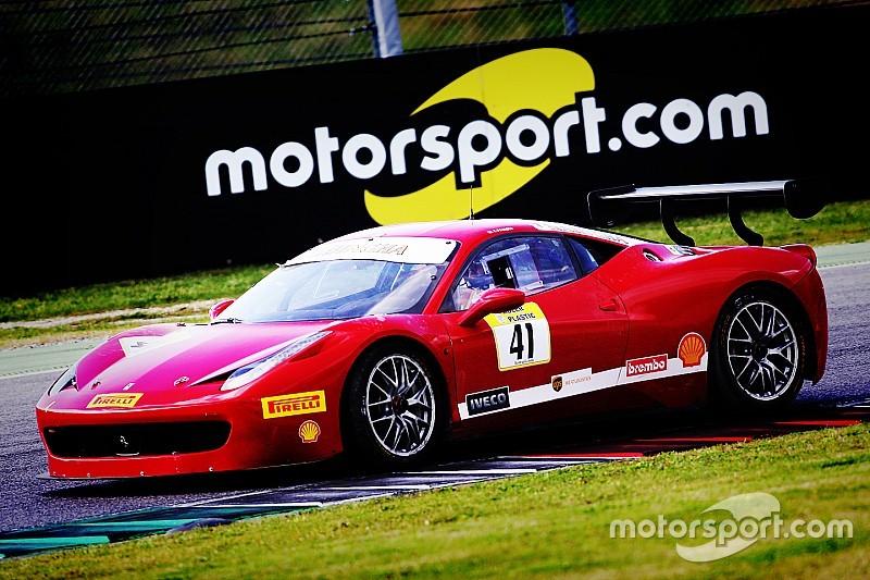 Ferrari et Motorsport.com s'associent pour la diffusion en direct des Finali Mondiali 2016 à Daytona