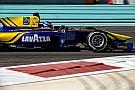 Latifi finaliza el test de GP2 liderando la clasificación