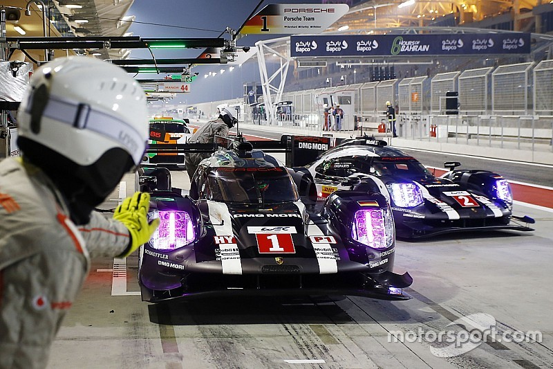 Porsche bestätigt LMP1-Fahrer für WEC-Einsatz 2017