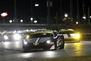 Ferrari Gara Rick Lovat torna sul podio e conquista la vittoria in Coppa Shell